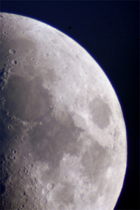 The Moon: July 21, 2007