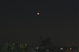 Eclipse Landscape