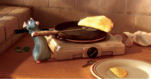 Omelette anyone?