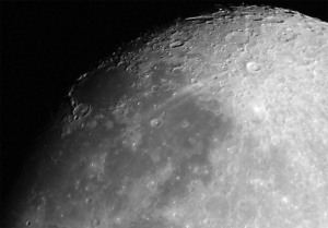 Moon View - Detail