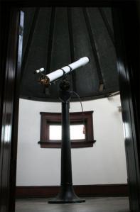 """Telescope in """"Cone Dome"""""""