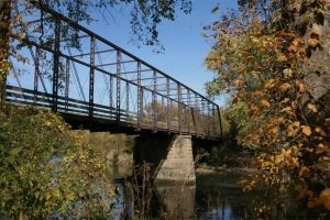 Zoar's Route 82 Bridge