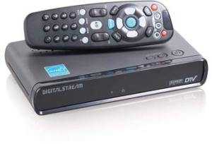 Radio Shack DTV Box