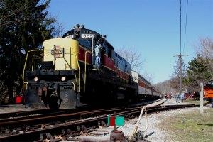 Engine #365 in Peninsula