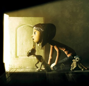 Coraline and Friend