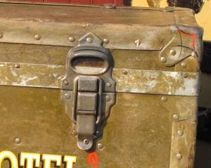 G11 Trunk Detail #0011