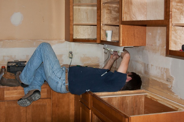 Photo: Kitchen Remodeling. Phot by James Guilford.