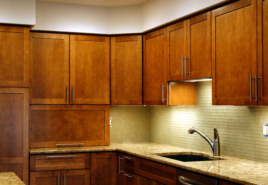 Photo: Kitchen nearly complete. Photo by James Guilford.