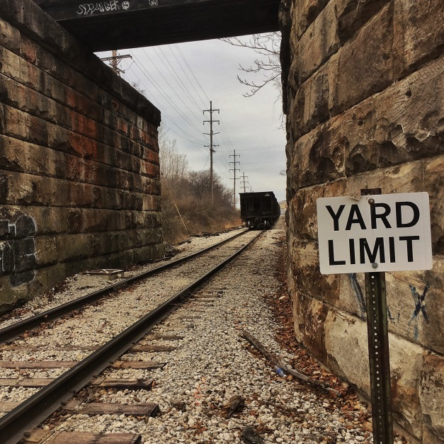 Yard Limit - Photo by James Guilford
