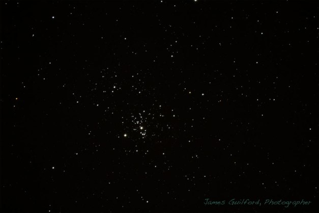 Photo: NGC869 - Photo by James Guilford